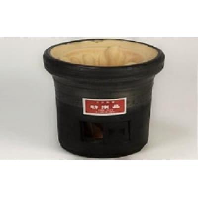 黒木炭コンロ H037-001