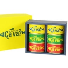 サヴァ缶(サバの缶詰)詰め合わせセット【3種類・各2缶】