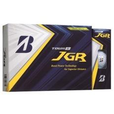 ゴルフボール TOURB 『JGRパールホワイト』 3ダースセット