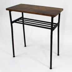 レトロな長角サイドテーブル27-345