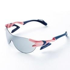 鼻パッドのないサングラス「エアフライ」最新型AF-302 C-4 ピンク