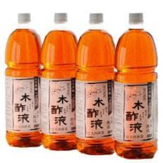 【窯元直送】熟成木酢液(もくさくえき)1.5L 4本セット