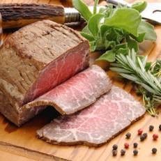 【目にも鮮やかな肉の宝石】近江牛ローストビーフ詰合せ