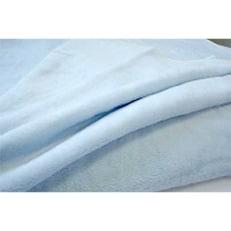 シール織綿毛布 (無地)(ブルー) 三和シール工業株式会社