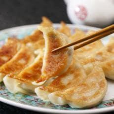 餃子菜館の手作り冷凍生餃子セット72個