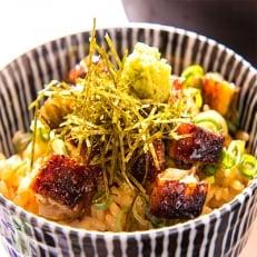 【ご飯なかま】九州産うなぎご飯の素 2合用×3袋(合計6~9人前)