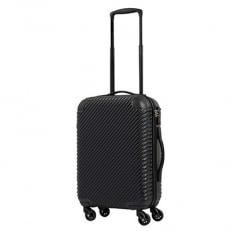 スーツケースABS7352(チルト)Sサイズ ガンメタルブラック