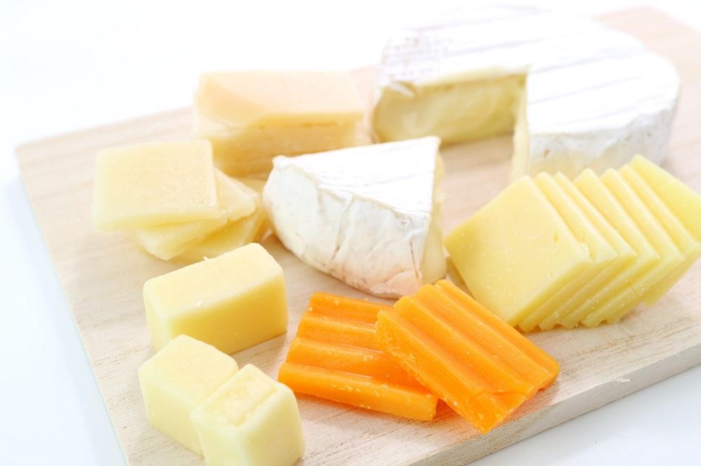 ふるさと納税返礼品のチーズ