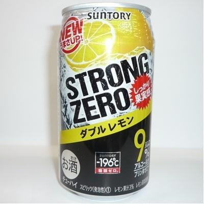 サントリー -196℃【ダブルレモン】1ケース