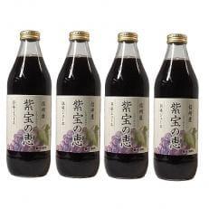 信州産巨峰ジュース 紫宝の恵