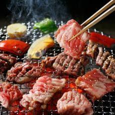 牛味付け焼肉セット(牛ハラミ・牛カルビ)計約1.2kg