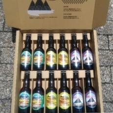 【平成の名水百選のお水で醸造】曽爾高原ビール12本セット