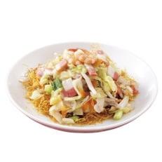 【南島原市】海鮮具入り皿うどん 4食セット