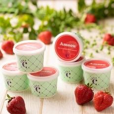 【老舗果物専門店手作り】フルーツソムリエが作った濃厚『いちごの王様あまおう苺』