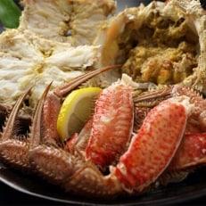 ボイル毛蟹 約1.5kg(2尾入り)