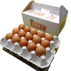 「地元ブランド」まごころ卵30個入り 鶏卵(生食用)