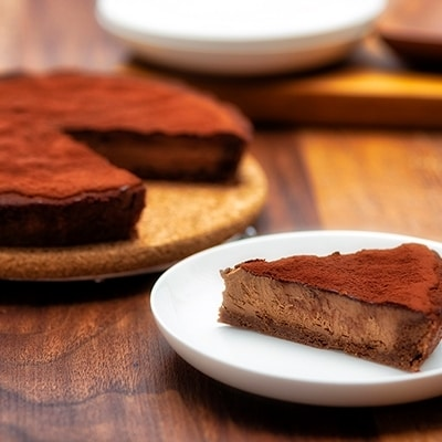 低糖質 健康志向のあなたへ 手作り ショコラタルト
