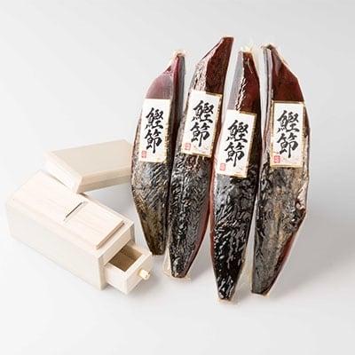 枕崎産鰹節&極ミニ削り器
