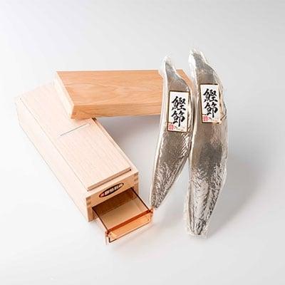 枕崎産本枯鰹節&削り器【四季の味】