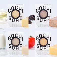 ご当地せっけん GOCHI SOAP 4種セット