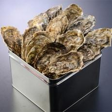 厚岸漁協直売店特製 かきガンガン焼Mセット