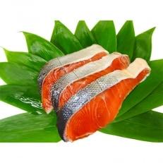 新巻鮭切り身セット