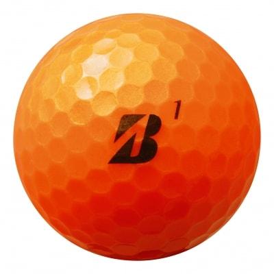 TOURB JGR オレンジ ゴルフボール1ダース