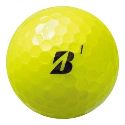 TOURB JGR イエロー ゴルフボール1ダース