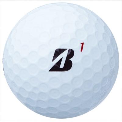 TOURB X ホワイト ゴルフボール1ダース