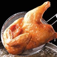 【北海道のご当地唐揚げセット】若鶏半身揚げとザンギ合計1キロ!