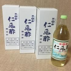 「特吟 仁尾酢」 五合瓶(900ml) 3本