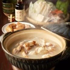 鶏飼う人 古処鶏 水炊きギフトセット(5~6人用)