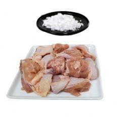 創業41年の歴史ある味 「とり幸」から揚げ用味付け鶏肉1.1kg