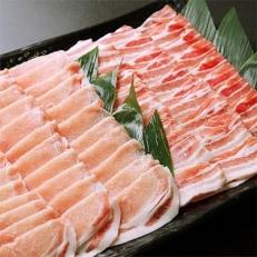 【指宿の肉といえば上高原】黒豚しゃぶしゃぶ黄金セット