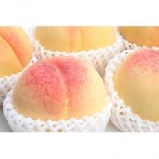 和歌山の桃 約2kg(5玉~8玉入り)