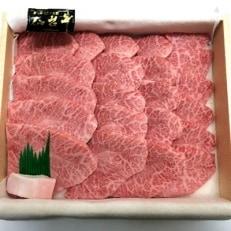 宮城 【A-5等級】仙台牛カルビ焼肉用500g