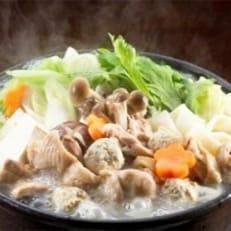 博多水炊きと黄金のだしぽん酢大満足セット(8~10人前)