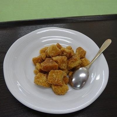 自然食品黒砂糖 300g×12袋(小粒6袋・大粒6袋)
