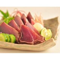 土佐のおきゃくセット 松 藁焼き鰹タタキ2節600g