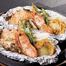 【さとふるで郷土料理体験】八雲味紀行 ちゃんちゃん焼きセット 鮭・ほたて・海老 3種の詰合せ