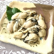 能登穴水の牡蠣(ムキ身)加熱用1kg