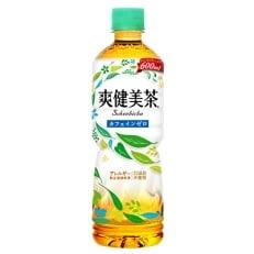 爽健美茶 600mlPET 2ケース (計48本)