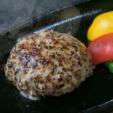 【創業60年】老舗肉屋の特上ハンバーグ10個