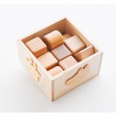 皇室ご愛用品 木のおもちゃ 赤ちゃんの積み木スペシャル