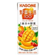 カゴメ 野菜生活100 マンゴーサラダ 200ml