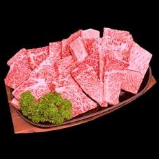 「2020年3月中旬発送」佐賀牛A5焼肉用【厳選部位】(ロース肉・モモ肉・ウデ肉・バラ肉)400g