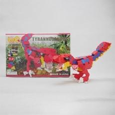 LaQ ダイナソーワールドティラノサウルス