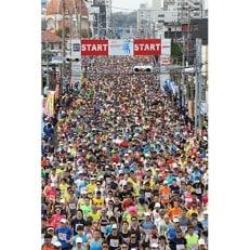 かすみがうらマラソン兼国際ブラインドマラソン2020出走権【フルマラソン】1名様分