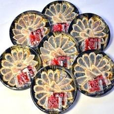 ふぐたたき薄引き刺身7皿セット 九州の味覚