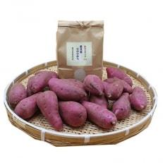 あま~い!「紅はるか芋」約5kgと鹿児島県産新米「ひのひかり」2kgのセット
